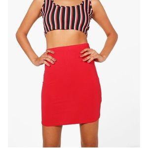 Tall Basic Mini Skirt